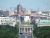Ausblick zum Brandenburger Tor