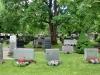 Friedhof Hollolan Kirkko