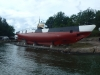 U-Boot auf Suomenlinna