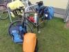 Gepackte Räder in Zingst