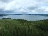 Der Vesijärvi vom Schanzenturm her