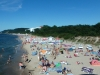 Strand Miedzyzdroje (Polen)