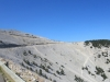Im Aufstieg zum Mont Ventoux