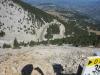 Blick auf Mont Serein
