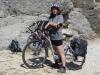 Beatrice mit e-Bike