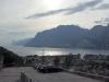 Der Gardasee von Norden her