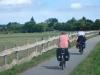 Radweg im Raum Wismar