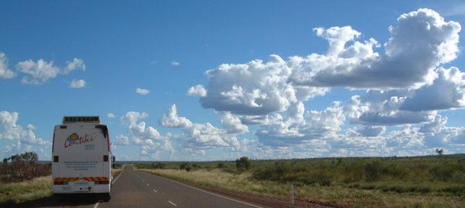 Transfer Tag im Outback
