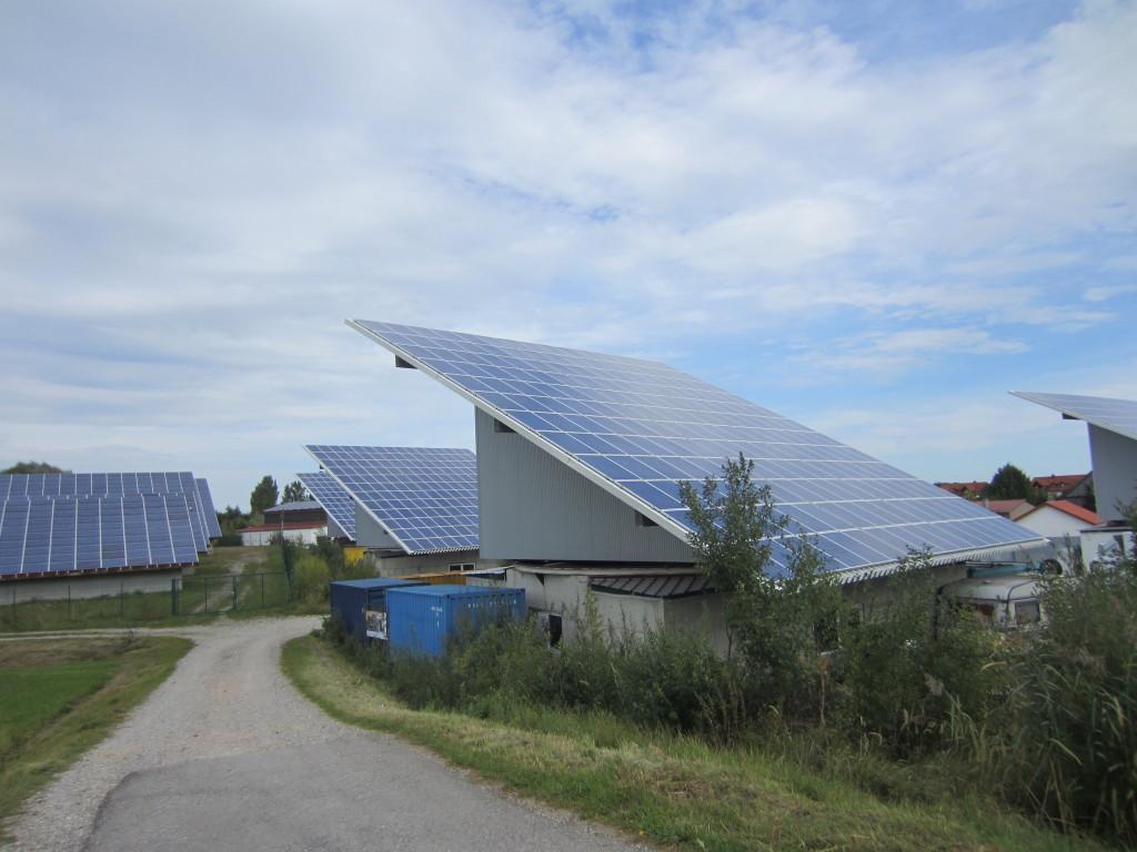 Solarboom in Bayern