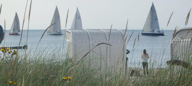 Küstenfahrt von Vorpommern in den Landkreis Rostock