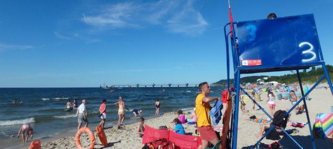 Ins Rimini der polnischen Ostsee