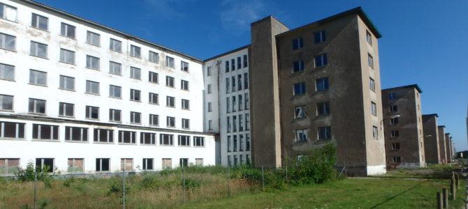 Zickzack-Fahrt nach Sassnitz auf Rügen