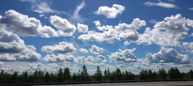 Fahrt in die finnische Hauptstadt
