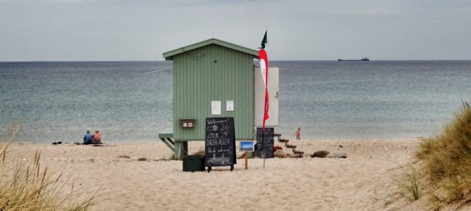 Durch die dänische Riviera